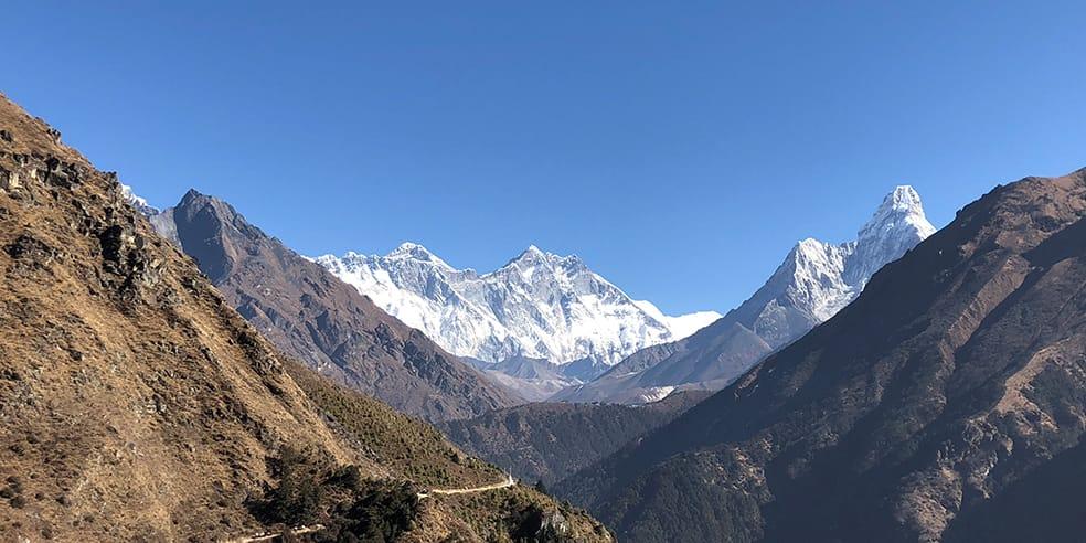 TRANSITの旅にkarrimorを。ネパール編